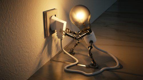 4.使っていない家電のコンセントは、抜く!