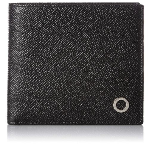ブルガリの折財布
