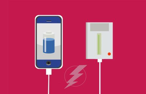 USBで簡単に充電が可能